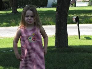Cranky Girl