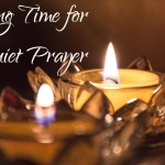 Making Time for Prayer